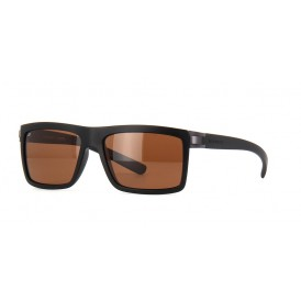 Serengeti Brera - Matte Black Polarised