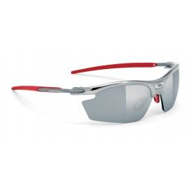 Rudy Project Rydon Silver Chrome Multicolor RED