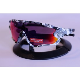 Jawbreaker Snow Camo Tom Boonen Edition - Prizm Road