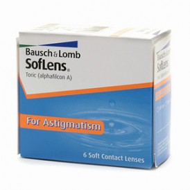 Soflens 66 for Astigmatism