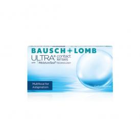 Bausch + Lomb Ultra for Astigmatism Multifocal (6 lenzen)