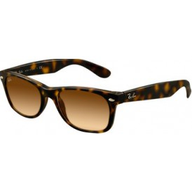 New Wayfarer Light Havana Brown Degradé