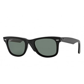Ray-Ban Wayfarer - Black Polarised