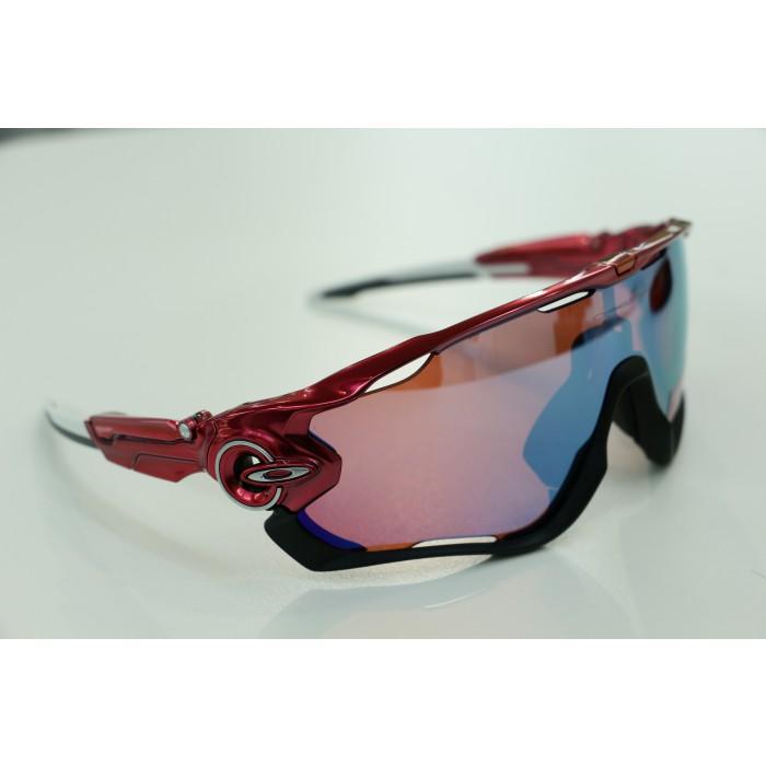 Oakley Jawbreaker Red