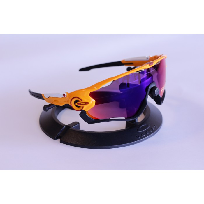 Oakley Jawbreaker Atomic Orange Amp Red Prizm Road Van