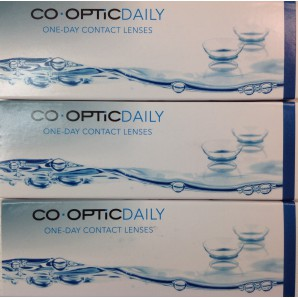 CO.OPTIC Daily  (90 pack)