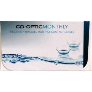 CO.OPTIC Monthly (6 lenzen/2 x 3-pack) - Air optix aqua private label