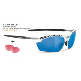 415e135707 Rudy Project Rydon Racing White 2 Lenses - Rudy Project - Sports Glasses